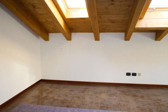 Marcaclac mobili evoluti arredo mansarda marcaclac - Arredare camera da letto 9 mq ...