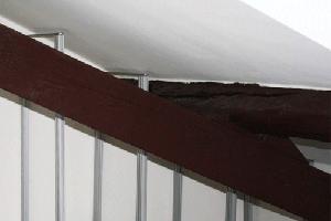 armadio mansarda montaggio struttura