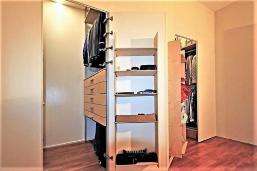 cabina armadio interni