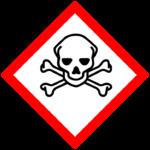 Pericolo sostanza pericolosa