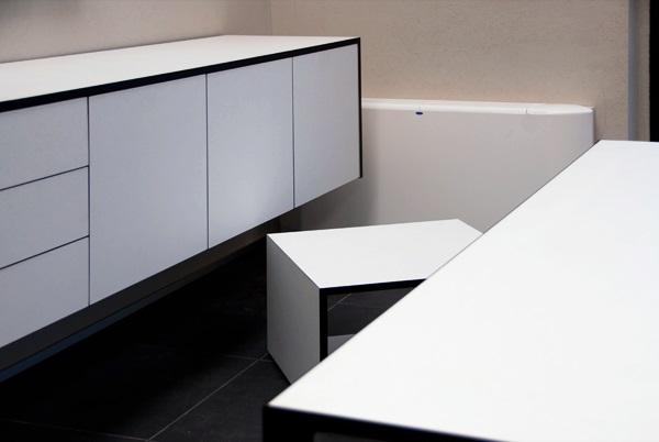 mobilin bianchi per ufficio
