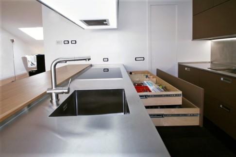 cucina su misura evoluta marcaclac, la cucina ideale