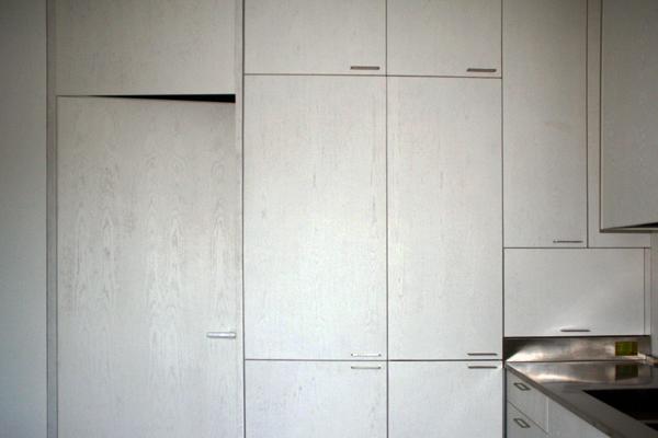 parete colonna cucina