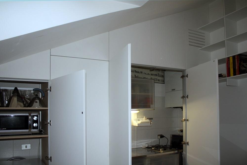 parete armadio interno