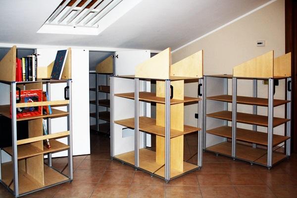 Perfect armadio per mansarda bassa marcaclac mobili - Mobili x mansarda ...