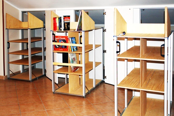 Libreria Armadio su misura Marcaclac