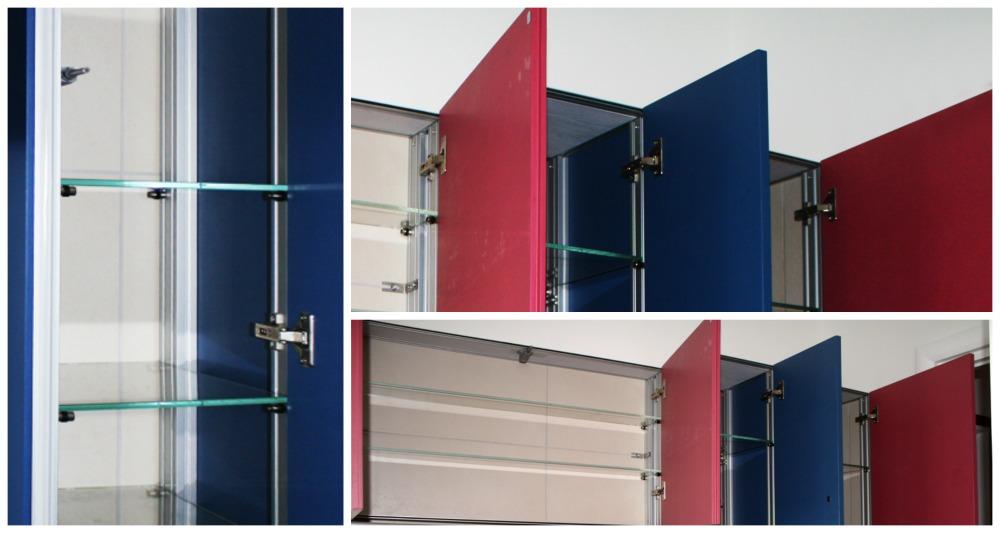 Marcaclac mobili evoluti mobili su misura anche in bagno - Armadietti per il bagno ...