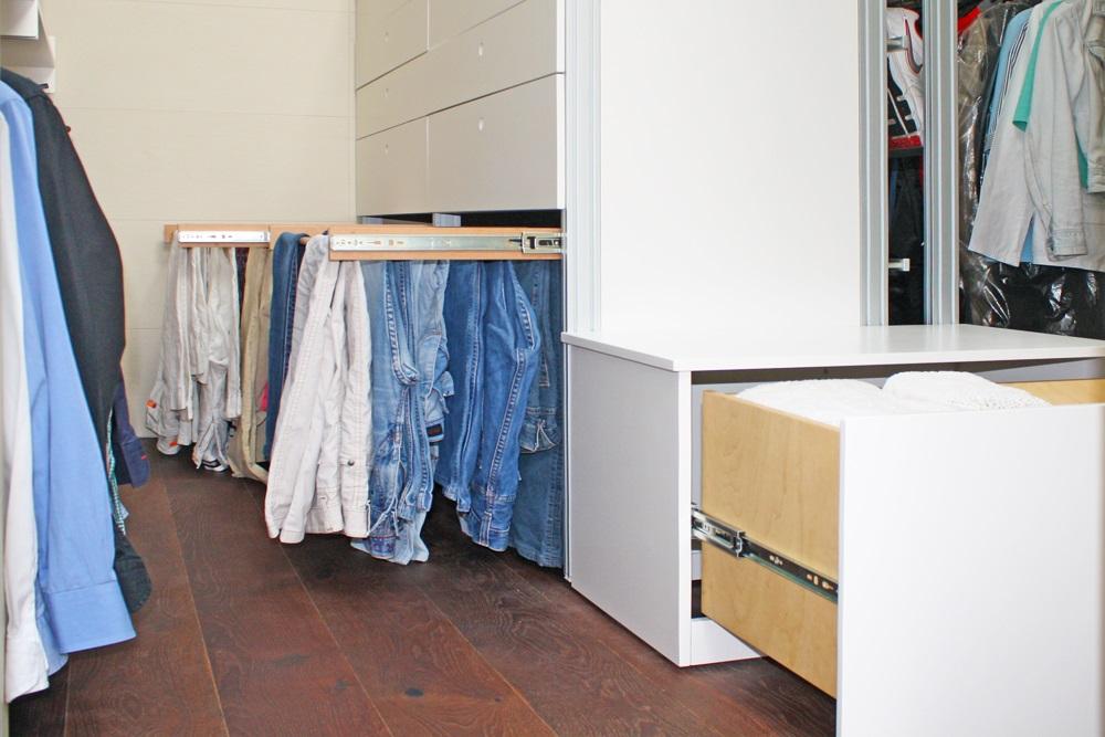 Marcaclac mobili evoluti cabina armadio - Attrezzatura cabina armadio ...