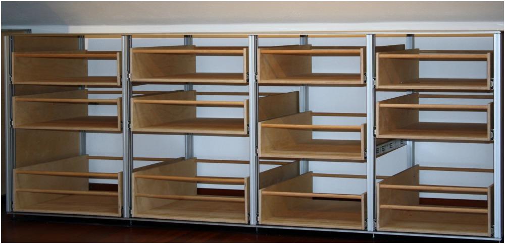 Best armadio mansarda questa volta in salotto with libreria per mansarda - Mobili per mansarde ikea ...