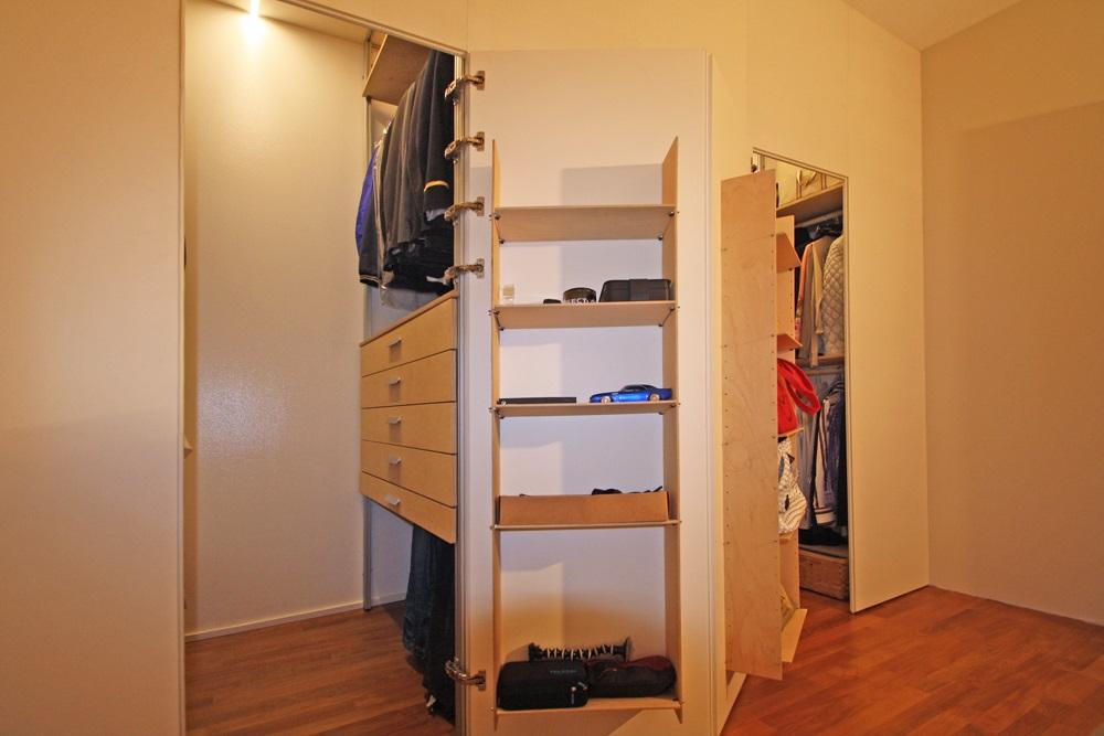 Progetti Camere Da Letto Con Cabina Armadio : Marcaclac mobili evoluti cabina armadio