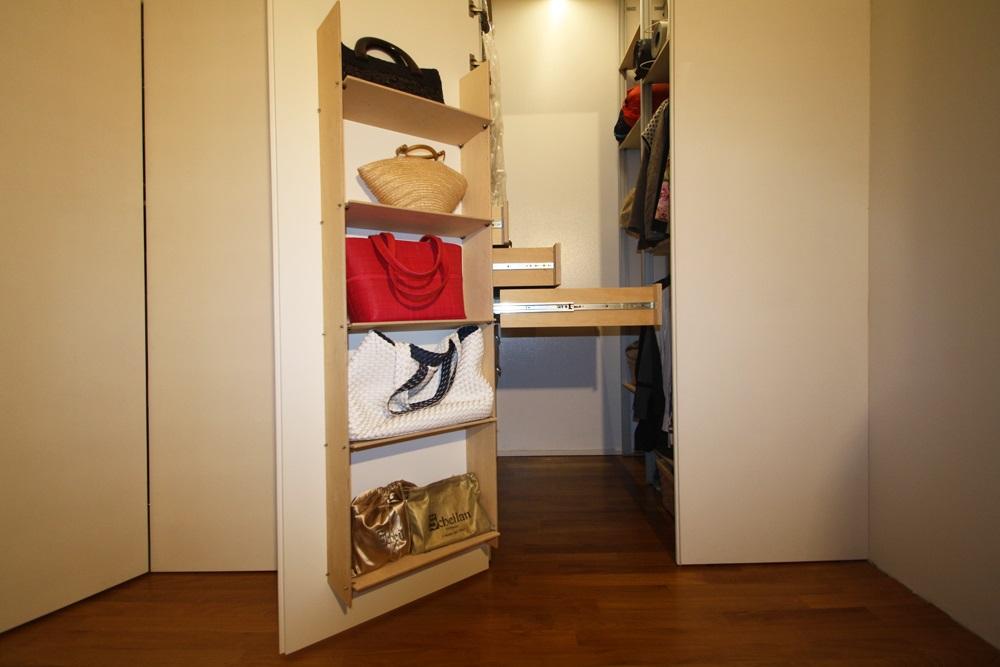 Marcaclac mobili evoluti cabina armadio - Attrezzature per cabine armadio ...