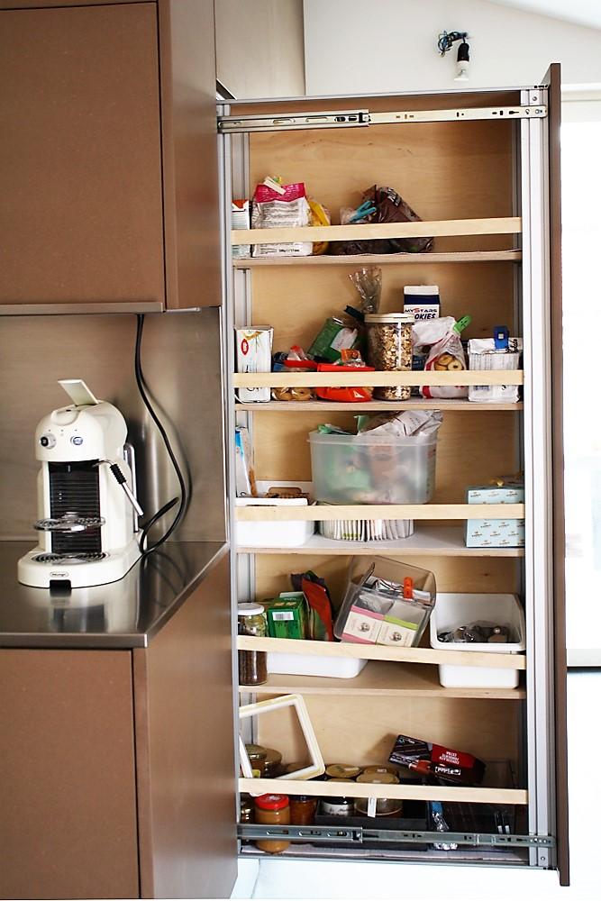 Marcaclac mobili evoluti cucina su misura for Maggiordomi piani di dispensa piani