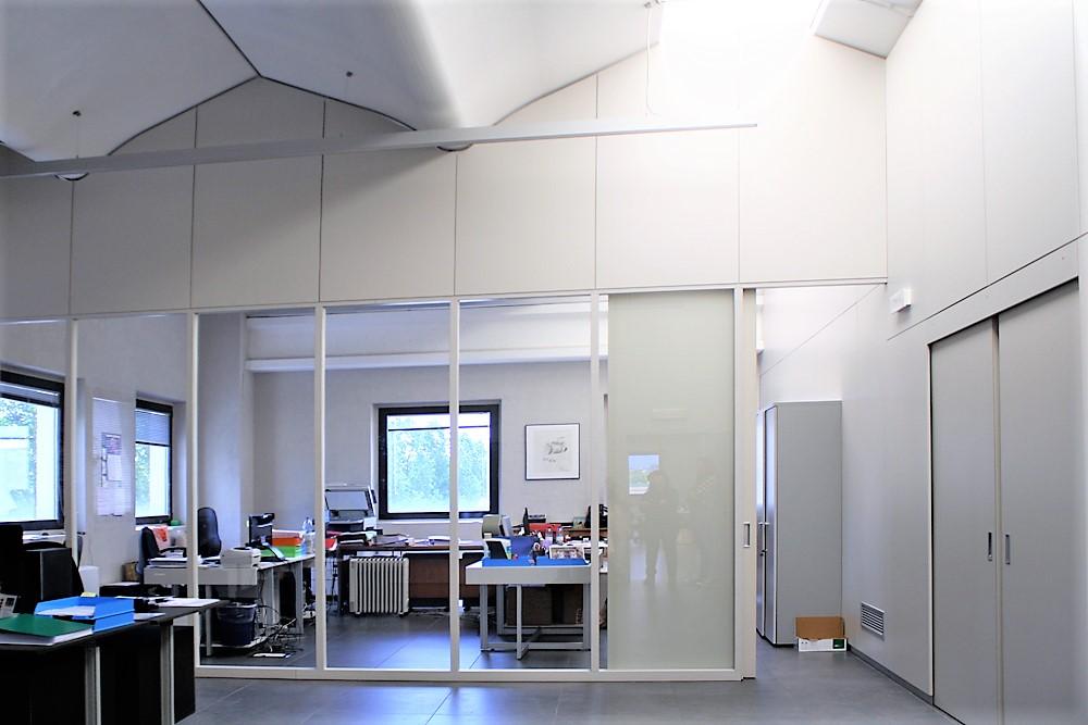 Interpareti divisorie stunning preferenza pareti divisorie di design nl with interpareti - Parete divisoria in vetro prezzi ...
