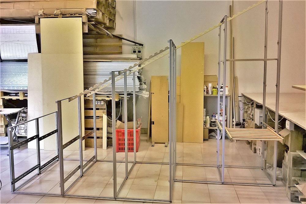 Cabine Armadio Su Misura Per Mansarde : Cabina armadio mansarda come progettare la cabina armadio su