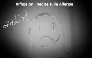 Allergie alla polvere-riflessioni