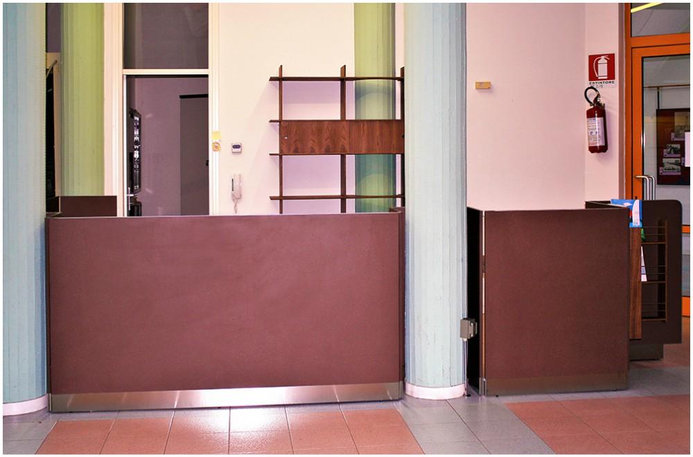 Bureau Museo- vista frontale