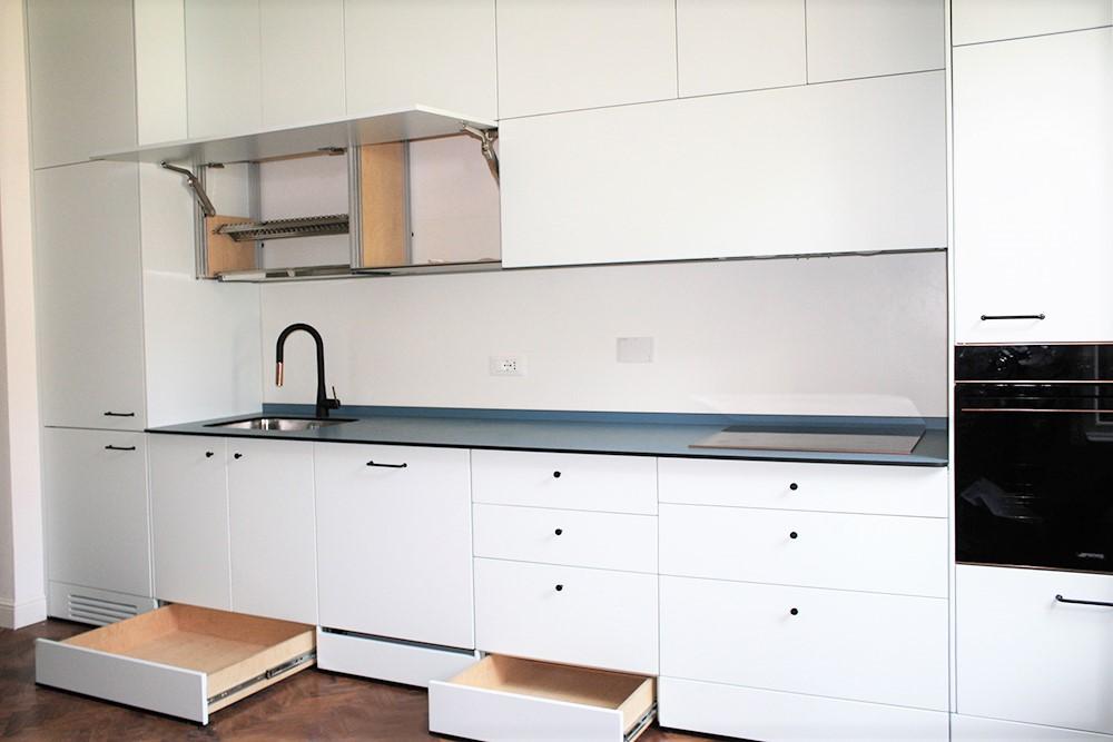 Cucina su misura Marcaclac-cassetti