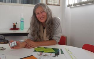 Susanna Villa curatrice del progetto Marcaclac