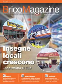 BricoMagazine rivista italiana di bricolage