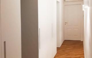 Corridoio efficacemente attrezzato