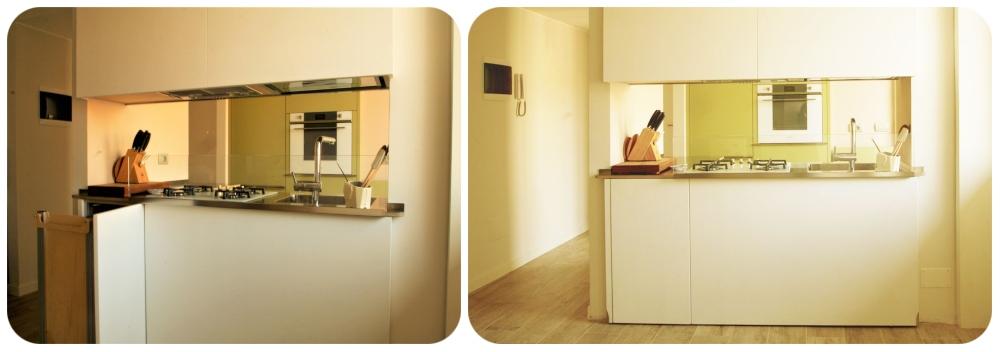 Sfruttare lo spazio cucina