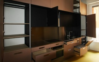 Cucina con Tecnologia MarcaClac Sistema