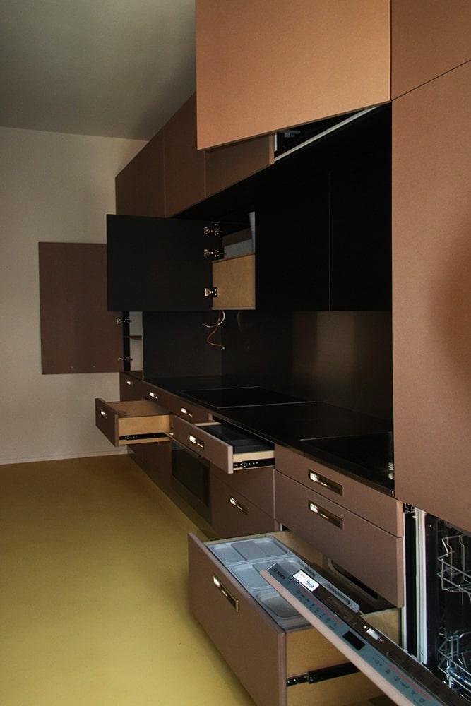 Cucina su misura MarcaClac Sistema